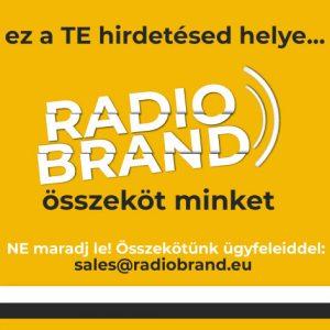 Radio Brand - hirdess itt